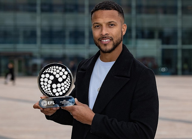 Joe Thompson will be presented with the prestigious Sir Tom Finney Award at the 2019 EFL Awards