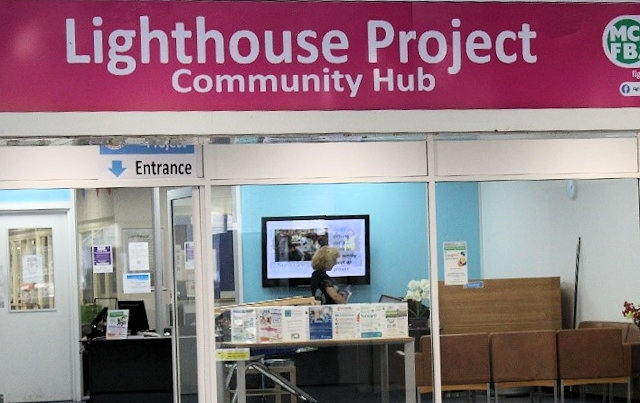 The Lighthouse Project, Middleton Shopping Centre