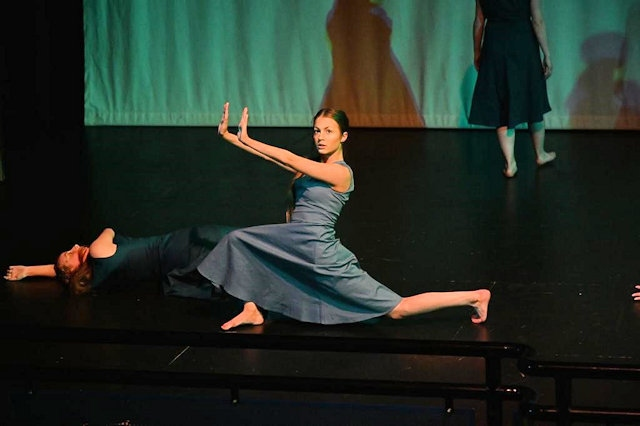 I am many things: celebration of local dance talent