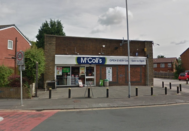 McColl's on Kenyon Lane, Middleton