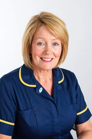 Chief Nurse, Elaine Inglesby-Burke CBE at the Northern Care Alliance NHS Group