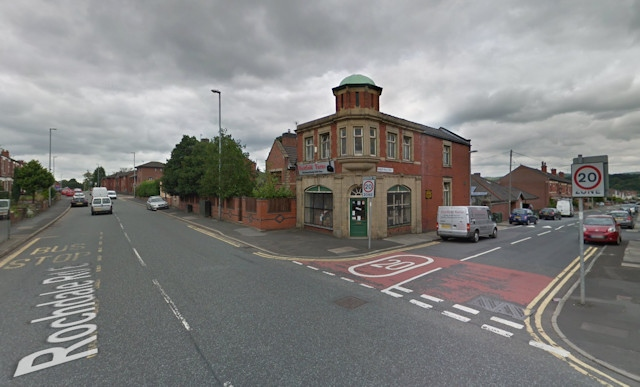 Rochdale News | News Headlines | Man taken to hospital after five