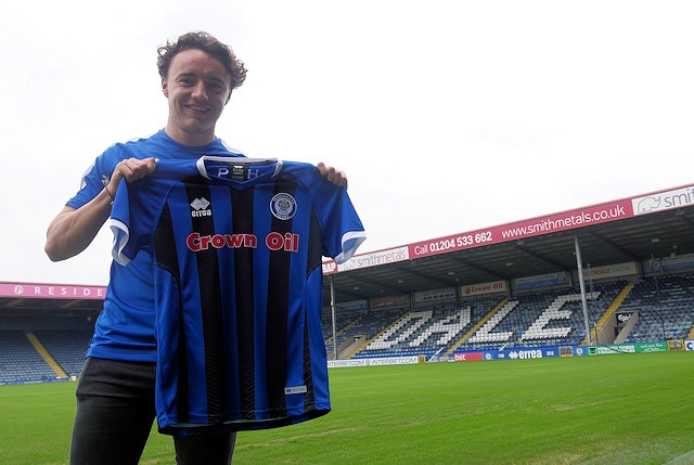 Ollie Rathbone signs new contract
