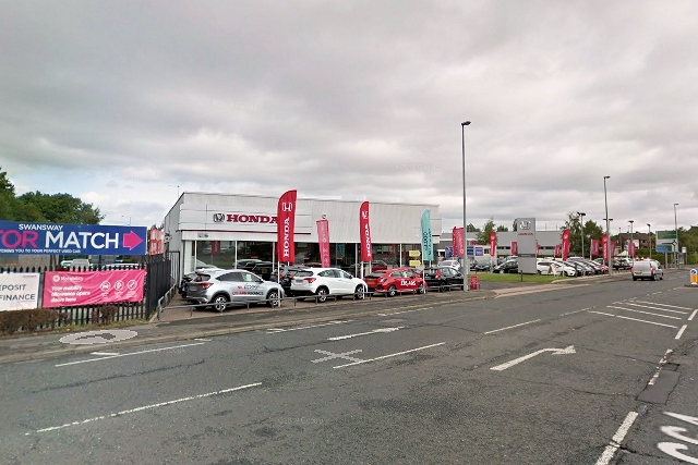 Rochdale News Business News Changes At Swansway Group Car Dealer