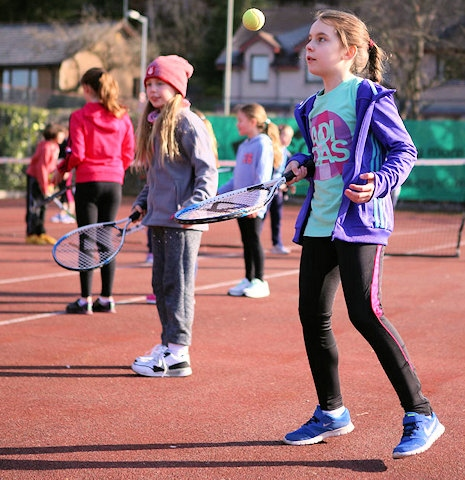 Tennis for Free will provide free coach-led tennis sessions for all the family