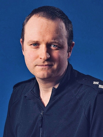 Inspector Robert MacGregor, of the Rochdale East Neighbourhood Policing Team