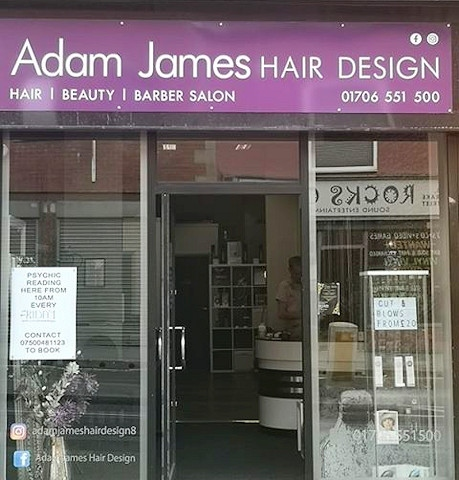 Adam James Hair Design
