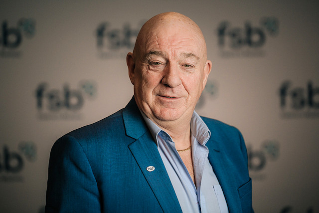 the Federation of Small Businesses (FSB) Area Lead for Greater Manchester, Phil Thompson