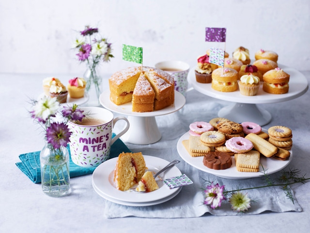 The Macmillan Coffee Morning is back for 2019