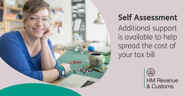 From 1 October 2020, HMRC has increased the threshold to £30,000 for Self Assessment customers