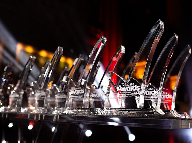 Educate Awards is now in its ninth year and is the largest education awards in the North West