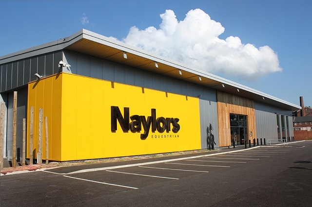 Naylors Equestrian Superstore, Mellor St