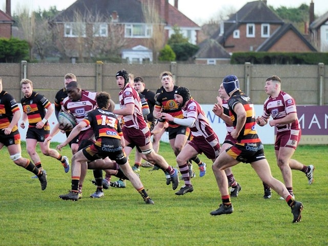 Southport RUFC v Rochdale RUFC