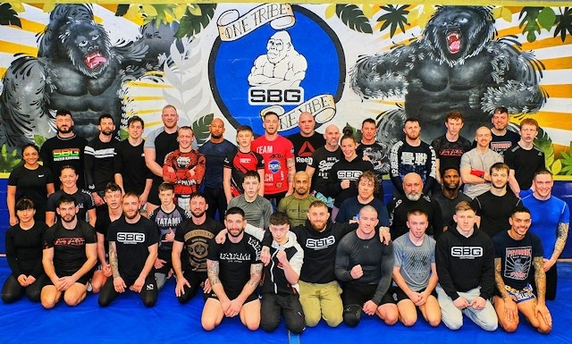 The launch of SBG Rochdale