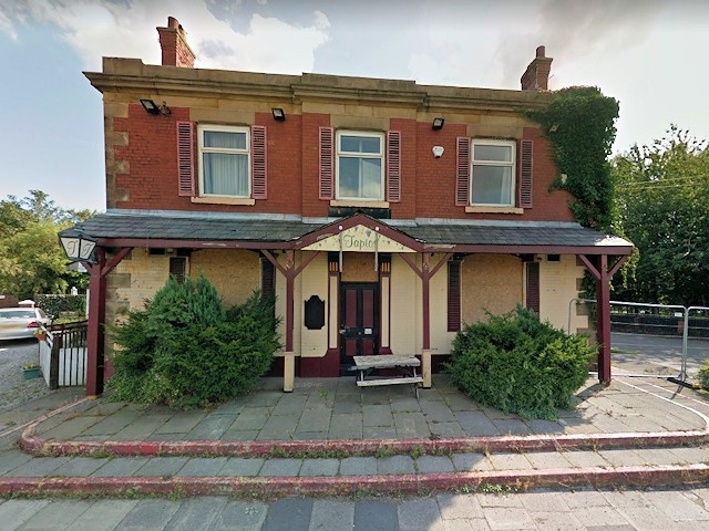 Rochdale News | News Headlines | Tapas restaurant gutted by fire could be replaced by new apartment block