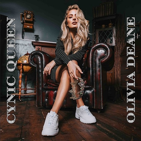Olivia Deane's newly released single, 'Cynic Queen' is from her upcoming debut EP