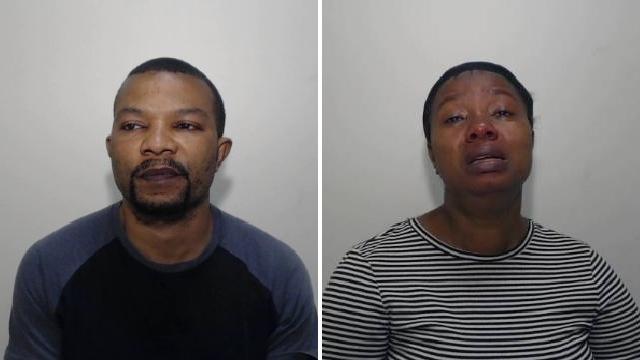 Shola Ogundare and Olwafunmilayo Emmanuel
