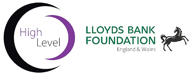 High Level (Northern) Trust has received a grant from Lloyds Bank Foundation