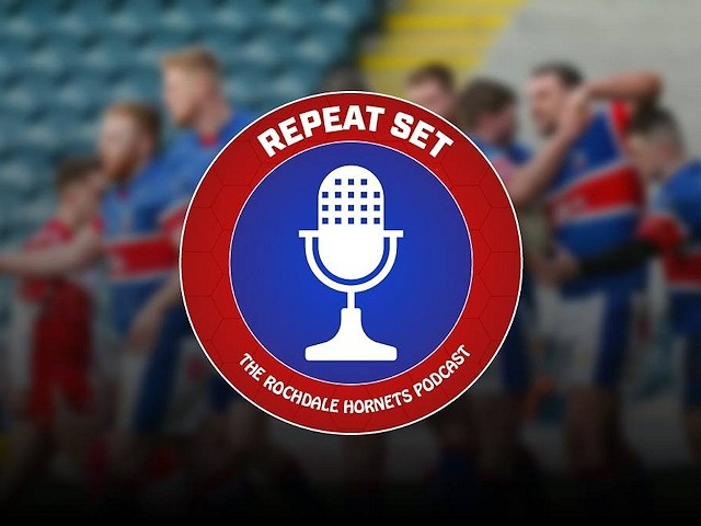 Rochdale Hornets podcast