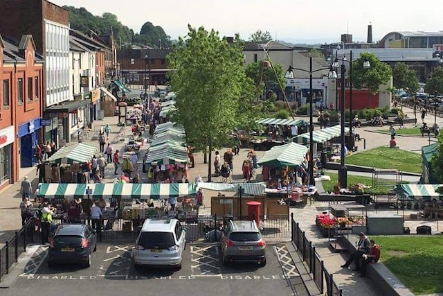 Middleton Market is reopening on 23 June