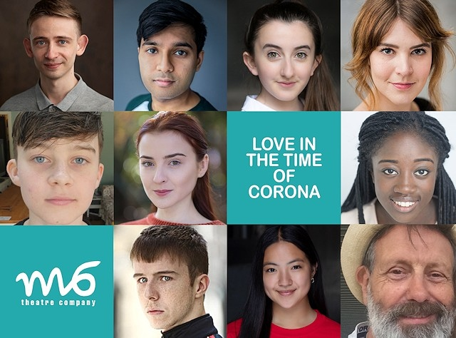 Ten brand new monologues telling stories of love and life in lockdown have been written for young audiences