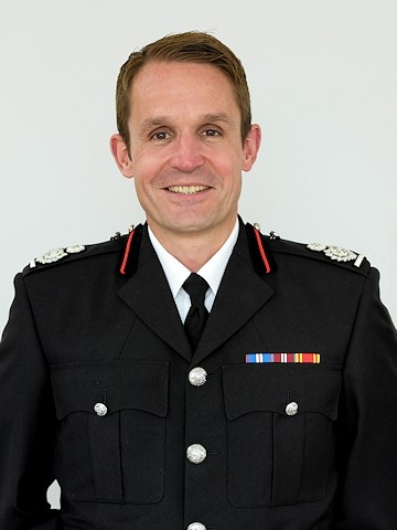 David Russel will be the new chief fire officer at Greater Manchester Fire and Rescue Service