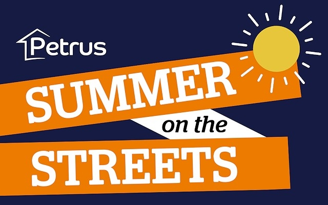 Petrus 'Summer on the Streets' campaign