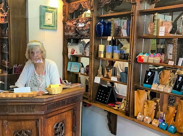 Monica Fowler has been a Fairtrade volunteer since 2006
