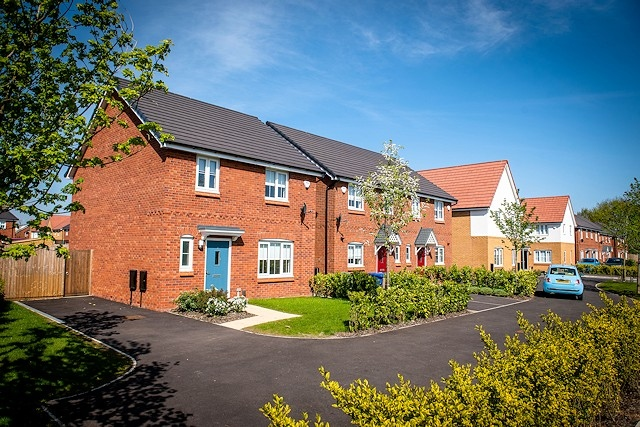 Simple Life are close to completing homes on four sites in Rochdale