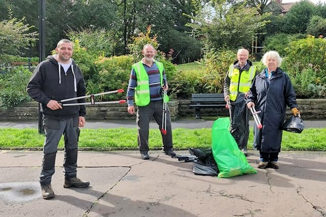 Keep Britain Tidy Great British September Clean