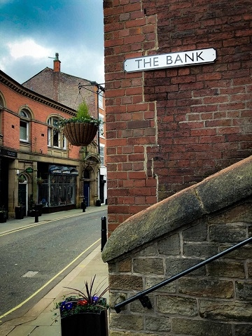 The Baillie Street Quarter - The Bank steps