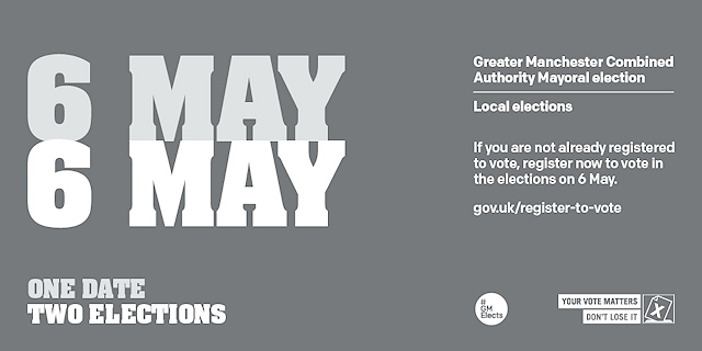 Greater Manchester mayoral election candidates