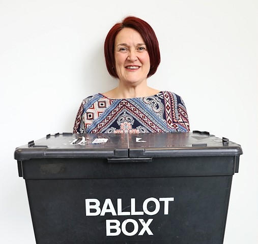 YOUR SAY: Elections manager Clare Poole from Rochdale Borough Council is reminding residents of the importance of voting on Thursday 6 May