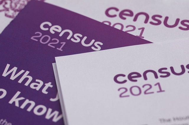 2021 is the first digital first census with most people completing it online