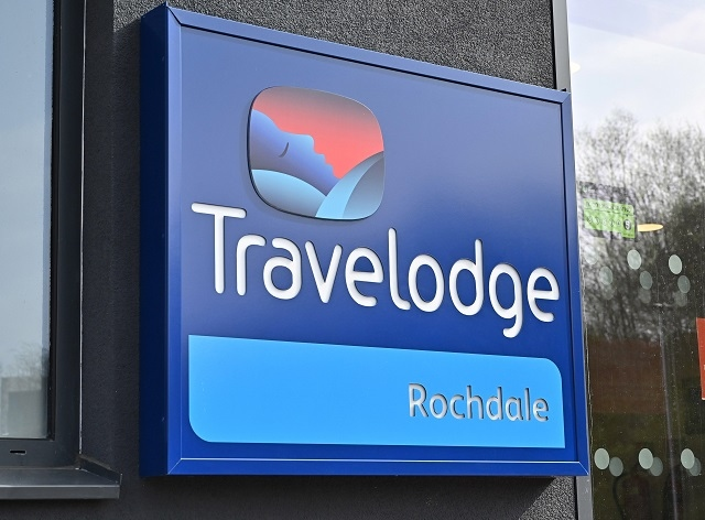 The Rochdale Travelodge at Sandbrook Park