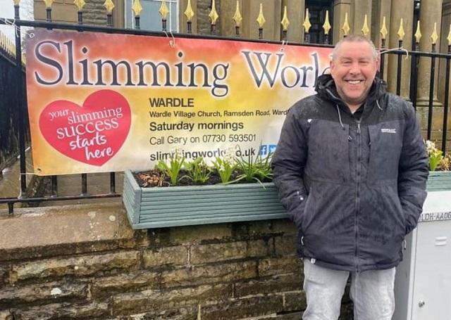 Slimming World consultant Gary Scott