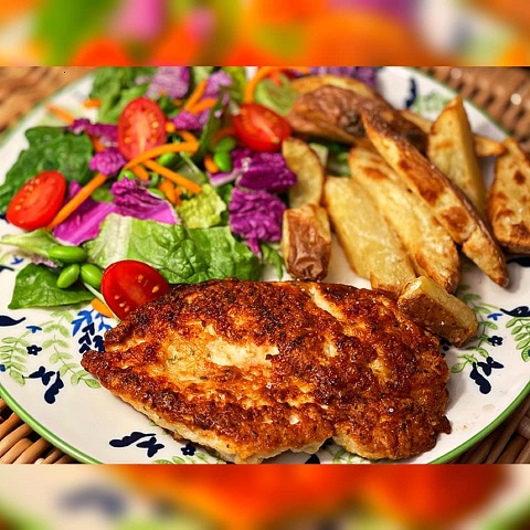 Lose weight with delicious meals