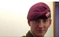 Aaron Mansell of the 1st Battalion the Parachute Regiment has been awarded the Joint Commanders Commendation for his actions in Afghanistan