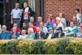 Spectators at Rochdale Cricket Club