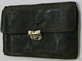 James Hough�s wallet