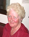 Mary Teresa Fitzpatrick who passed away on Tuesday 21 October aged 78 at Bridport Community hospital in Dorset