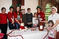 Volunteers at Saint Barnabas Church Christmas Fair
