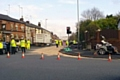 Police were called to the junction of Bury Road and Sandy Lane shortly before 4.40am on Sunday 9 November 2014