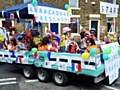 Milnrow and Newhey Carnival 2014 - Abracadabra Pre-School
