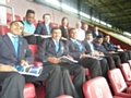 Year 10 students visit to Burnley Football Club