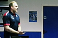 Rochdale Hornets� new coach Alan Kilshaw at the club�s recent �Meet the Coach� function