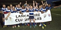 Mayfield U18s win the Lancashire Cup Final