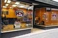 The empty Danczuk's Deli (latterly renamed Claire's Cafe)