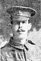 Private Lewis Leach