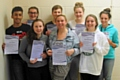 Aquabears newly qualified swimming teachers